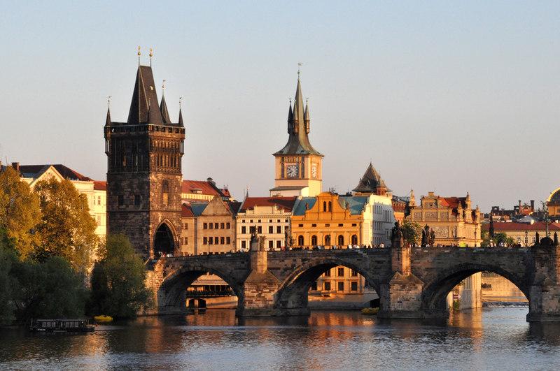 Karlov-most-Praga